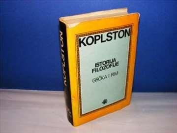 Istorija filozofije Grčka i Rim Frederik Koplston