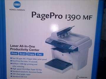 Laserski štampač Konica Minolta, PagePro 1390MF