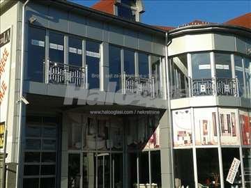 poslovni prostor na izuzetnoj lokaciji u NOVOM PAZ