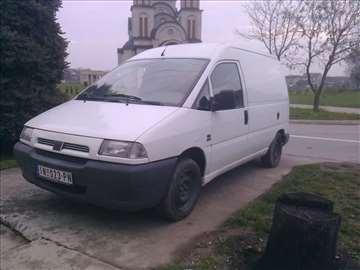 Fiat Scudo 1.9D Vlasnik
