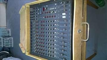 Zeck 320W, Bose 802, Shure mic