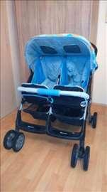 Bebi kolica za blizance - Bertoni