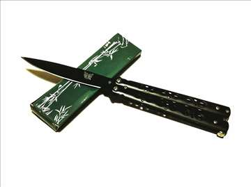 Leptir nož - lepeza