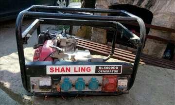 Motor za agregat SL5000DX