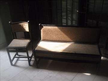 Stolica, dvosed i ugaoni deo