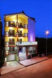 Crna Gora, Bečići, hotel Nadežda
