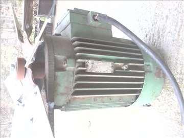 Elektromotor Johnson tehnik