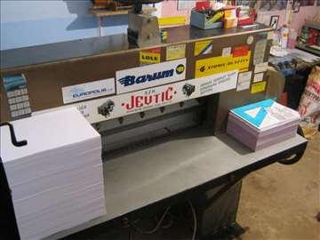 Поклањам  исправну и комплетну штампарију