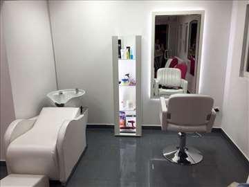 Ogledalo + stolica, novo, akcija
