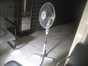 Ventilator, neispitan, zamena