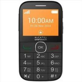Alcatel mobilni telefon 2004C crni