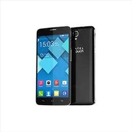Alcatel smart mobilni telefon Idol X+ OT-6043D crni
