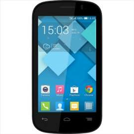 Alcatel smart mobilni telefon One touch Pop C1 OT-4015D crni