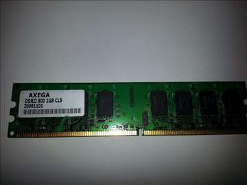 Axega ddr2 800 1gb cl5