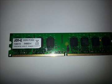JOY-IT ddr2 pc800 1GB 800Mhz