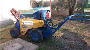 Mašina za kopanje kanala