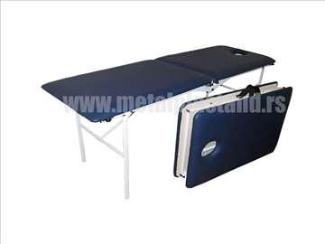 Profesionalni sto za masažu - sklopivi