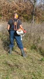 Uređenje i održavanje zelenih površina