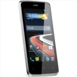 Acer smart mobilni telefon Liquid Z500 srebrni
