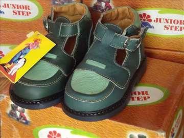 Cipele dečje kožne sa anatomskim uloškom
