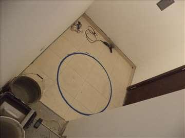 Keramičar vodoinstalater adaptacija stana Novi Sad