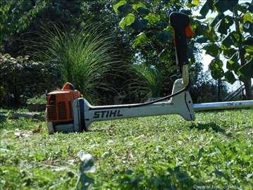 Košenje trave i korova trimerom