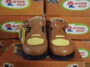 Kožne nove cipele sa anatomskim ulošcima