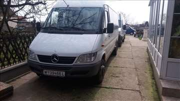 Mercedes Benz 416 sprinter cdi
