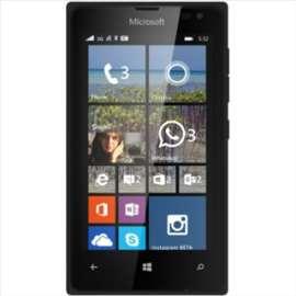 Microsoft smart mobilni telefon Lumia 532DS crni
