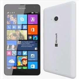 Microsoft smart mobilni telefon Lumia 640DS beli
