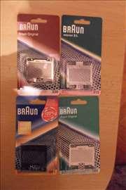 Mrežice za Braun aparate 330 410 346 383 370 597
