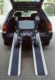Navozne rampe i trake za invalidska kolica