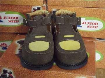 Nove cipele od brušene kože sa anatomskim uloscima