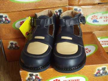Nove kožne cipele sa anatomskim uloškom