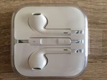 ORIGINAL Apple Earpods slušalice za iPhone 6/6s