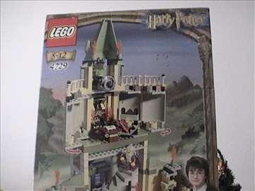 Lego kocke - Hari Poterov zamak