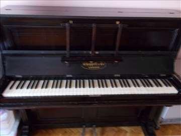 Prodajem pianino drvene konstrukcije