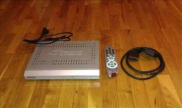 Risiveri za satelitske antene