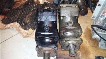 Hidraulične pumpe, rotatori, hladnjaci