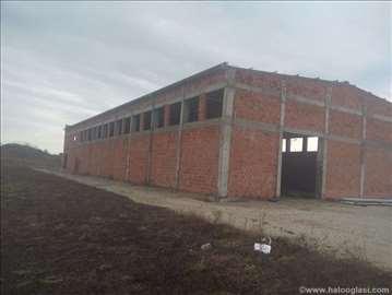 Izgradnja industrijskih hala