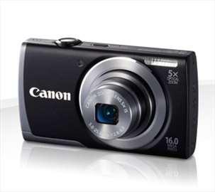 Canon A 3500IS digitalni fotoaparat