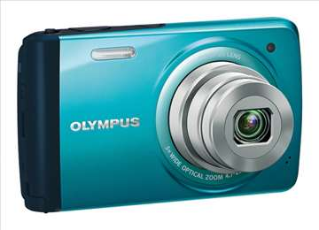 Digitalni fotoaparat Olympus VH-410, plavi