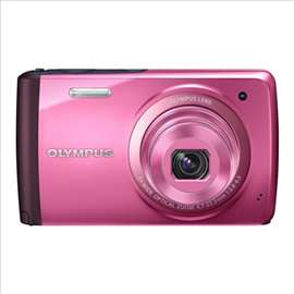 Digitalni fotoaparat Olympus VH-410, roze