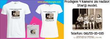 Srpske fore - šaljive majice - 100% pamuk