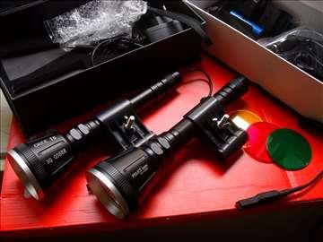 Police T6 60000W najjača lovačka lampa