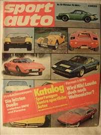 Sport Auto, br.10, oct. 1976. god.