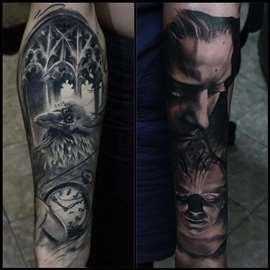 Vrhunsko tetoviranje