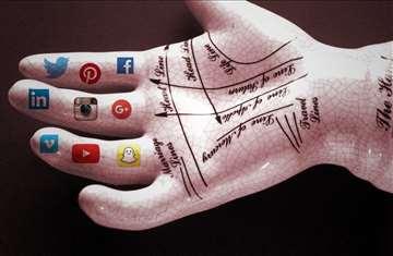 Oglasi na društvenim mrežama