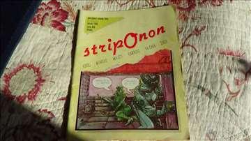 StripOnon, specijalno izdanje lista Non iz 1988.g.