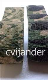 Kamuflažna traka 5cm x 4.5metra
